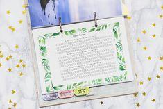 DIY Organizer - Habit Tracker do pobrania Diy, Bullet Journal, Organization, Getting Organized, Organisation, Bricolage, Do It Yourself, Tejidos, Homemade