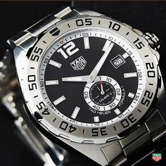 TAG Heuer  Our friends @Calibre11 reviewed the 2017 TAG Heuer Formula Calibre 6. Thanks guys! More at: http://tag.hr/Calibre11Formula1Review …