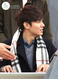 Lee Min Ho, Trugen fan sign, 20121102.