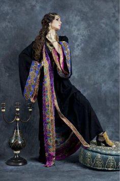 The Maharani Collection (Spring/Summer Niqab Fashion, Modest Fashion, Fashion Outfits, Womens Fashion, Fasion, Mode Abaya, Mode Hijab, Orientation Outfit, Fashion Design Sketches