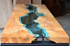River Collection von Greg Klassen | DerTypvonNebenan.de I just love this piece.