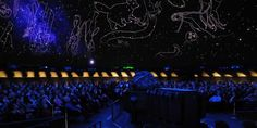 Astronomy Live Romancing Under the Stars - Hayden Planetarium