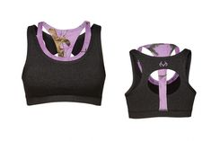 The Mirage Support Bra provides comfort, support and durability during your time outdoors. One of Colosseum's best-selling styles, the high-impact Mirage Support Bra uses Realtree Xtra in three colorways. It features extra support by way of multiple straps that also add a pop of color peaking out from a tank top or exposed back shirt. Removable cups add extra support and shape the body.