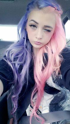 tumblr mw2srk5j5i1qjrgy3o1 500 lavender hair tumblr
