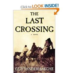 Underappreciated and surprisingly engaging, I found it quite difficult to put The Last Crossing down. Who knew the West could be this much fun? Gritty, occasionally gruesome, and definitely gripping. The ending was not what I expected, but perhaps that is a point in the author's favour.