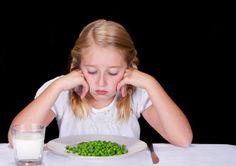 Cómo darle de comer a niños quisquillosos