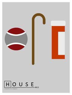 ricoconess: House MD minimalist version