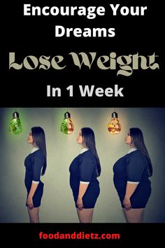 How To Lose Weight In 1 Week – Simple Tips Anyone Can Follow At Home. These simple tips to lose weight in one week can help you lose not only water weight but also stubborn belly fat. This article contains expert tips to help you lose weight in one week.
