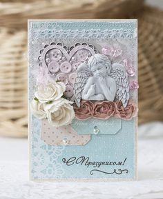 Angelic Shabby et boutons