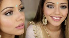Indian Wedding Get Ready With Me   Indian Glam Makeup