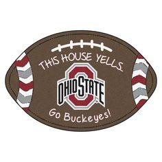 Ohio State Stadium, Ohio State University Campus, Ohio State Football, Ohio State Buckeyes, University Logo, American Football, Ohio State Decor, Ohio State Wreath, Ohio State Crafts