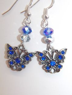 My magnet is featured! Blue Romance by Ms Lockets on Etsy