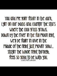 Awesome country girl quote
