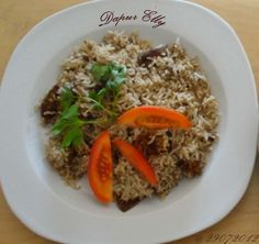 Lamb/Muttone Biryani