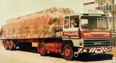 BERLIET POLLOCK (GB) Old Lorries, Vintage Trucks, Classic Trucks, Fiat, Transportation, Cars, Buses, Scotland, French