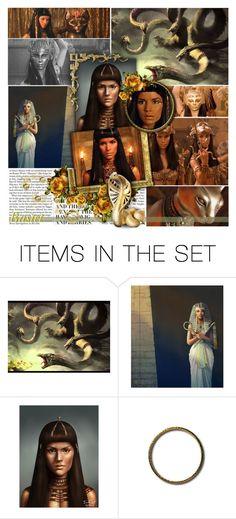 """Bastet || Myth"" by annashreder ❤ liked on Polyvore featuring art, goddess, egypt, mythology, Bastet and egyptianmyth"