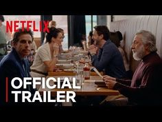 Netflix's Full-Length Trailer for Baumbach's 'The Meyerowitz Stories' | FirstShowing.net