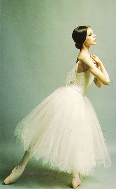 Gelsey Kirkland is an American ballerina. Kirkland joined the New York City Ballet in 1968 at age fifteen, at the invitation of George Balanchine. She was promoted to soloist in 1969 and principal in 1972.