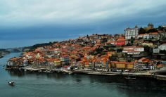 Porto, Portugal on the Duro River.  I LOVE Portugal & its people.  I have visited there & have often said I would move there in a NY second!!