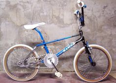 1987 Haro Master freestyle trick bike...I still own mine today!