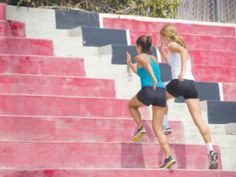 Hit the stairs for a big burn - body+soul