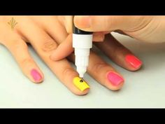 How to Do Simple Nail Design