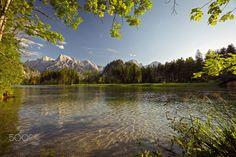 alplake grünau upper austria