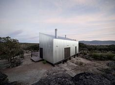 Garoza House: Prefab home in Spain - a 75sqm two-story building | modular