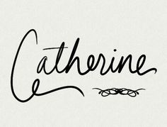 Catherine. Names from the CW's Reign, a fictionalized account of Mary Queen of Scots set in 1557 France. For Lanie.