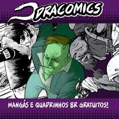 Editora Draco lança o site de mangá Dracomics no Anime Friends