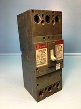 GE General Electric SFLA36AT0250 250A Spectra Circuit Breaker Red w 225 Amp Plug (EM1663-1)