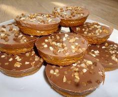 Chocolade karamel koeken