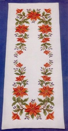Cross Stitch Embroidery, Cross Stitch Patterns, Wall Banner, Bargello, Cross Stitch Flowers, Christmas Cross, Baby Knitting Patterns, Beautiful Paintings, Needlepoint