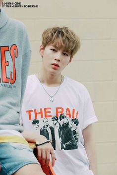 Energetic MV bonus cut ~ Wanna One Ha Sungwoon