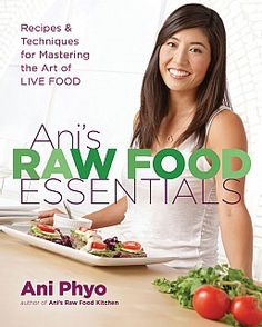 Most of these recipes are inspired from food she makes for herself everyday. They are fast to whip up in your blender or food processor with easy to find ingredients. She prefers organic, local, and seasonal whole foods. Her recipes are always vegan, raw and uncooked, and use only fruits, vegetables, nuts, and seeds.