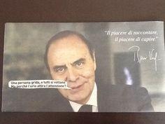 Bruno Vespa Il piacere di raccontare, il piacere di capire - Paul Peak Prod.