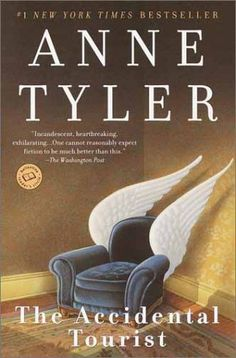 """""""The Accidental Tourist"""" by Anne Tyler"""