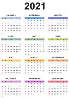 Print Calendar, Calendar Design, 2021 Calendar, Free Printable Calendar Templates, Printable Planner, Free Printables, Good Notes, Journal Stickers, Planner Pages