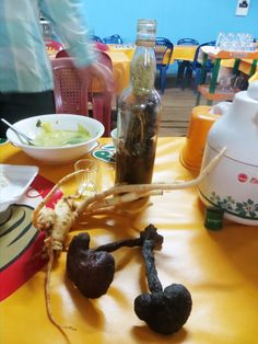 Homemade Lao Lao Whiskey...eek! Paksong, Laos http://twistedfootsteps.com/paksong-a-wonderful-twist-of-fate/