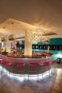 Missoni bar