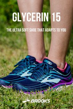 The ultra soft Glycerin 15 instantly adapts to you. With a Super DNA midsole that provides 25% more adaptable cushioning than the standard DNA midsole and a plush transition zone that makes every move from heel to toe feel smooth. Shop the Glycerin 15 today!