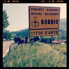Bobbio #cycletherapy #Caadotto #Collipiacentini15 #senzabicinonsostare #italiabellissima
