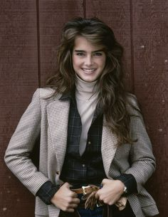 Pretty baby brooke shields young