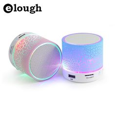 Elough Mini Bluetooth Speaker Car Music Center Portable Speaker For Phone Hoparlor Wireless Bluetooth Speaker Computer Speakers Price: USD 4.99 | United States