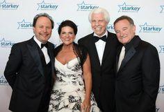 Stars gather at the Starkey Hearing Gala 2012 at Saint Paul RiverCentre in Saint Paul Minn. Aug. 4, 2012 (Photo: Starkey Hearing)