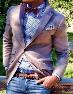 "the-suit-man: "" Mens fashion inspiration for spring & summer ! http://the-suit-man.tumblr.com/ """