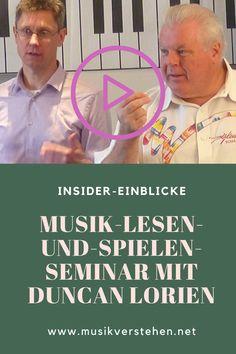 In diesem Video erhältst du Insider-Einblicke in das Musik-Lesen-und-Spielen-Seminar. Einmal im Jahr in Wien. Besucht von 40.000 Menschen weltweit. Außergewöhnliche Erfolgsrate. Hier lernst du an einem Wochenende Noten lesen. Videos, Blog, Playing Guitar, Sheet Music, People, Studying, Blogging