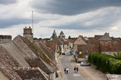 Provins - beautiful Medieval town just outside of #Paris
