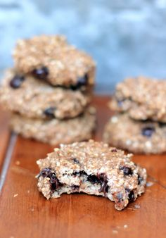 Banana Bread Breakfast Cookies. Great idea for lunch too.