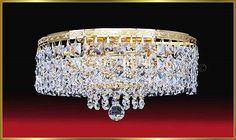Small To Medium Crystal Chandeliers Gallery Model: 7200 FM 12
